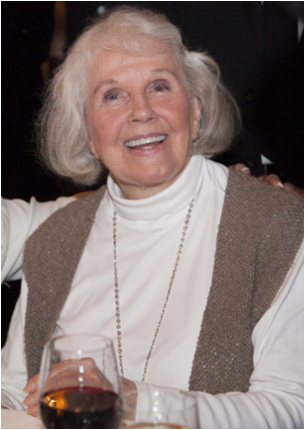 Still a beautiful woman at 93 years : Photo Roger Friedman [CC-BY-2.0], via Wikimedia Commons